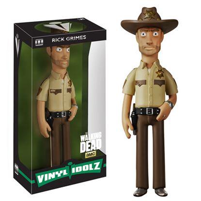 Picture of Walking Dead Vinyl Sugar Figura Vinyl Idolz Rick Grimes 20 cm