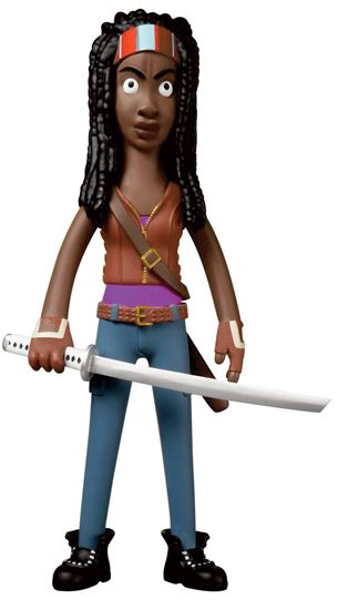 Picture of Walking Dead Vinyl Sugar Figura Vinyl Idolz Michonne 20 cm