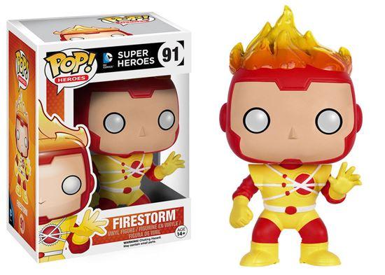 Picture of DC Comics POP! Heroes Vinyl Figura Firestorm 9 cm