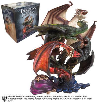 Picture of HP - Escultura de los Dragones de la primera prueba