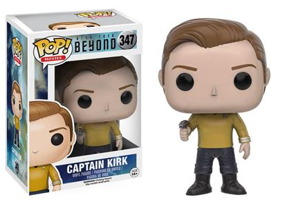 Picture of Star Trek Beyond POP! Vinyl Figura Kirk 9 cm