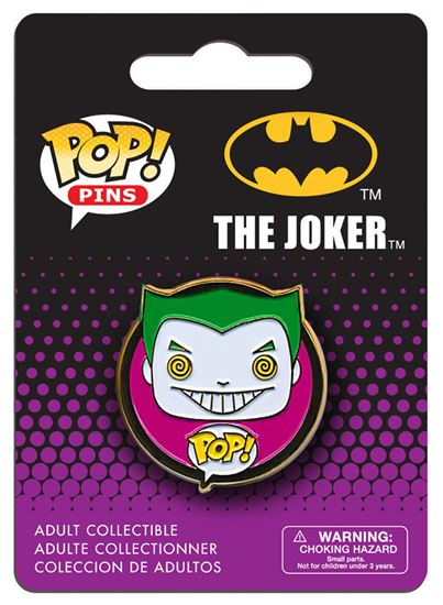 Picture of DC Universe POP! Pins Chapa The Joker