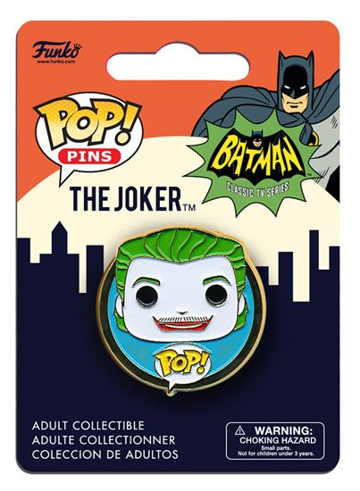 Picture of DC Universe POP! Pins Chapa 1966 The Joker