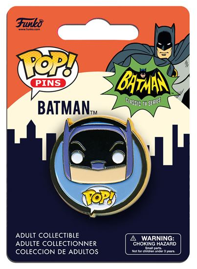 Picture of DC Universe POP! Pins Chapa 1966 Batman