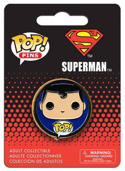 Picture of DC Universe POP! Pins Chapa Superman