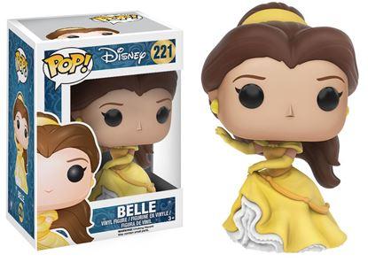 Picture of La Bella y la Bestia POP! Vinyl Figura Belle (Gown) 9 cm