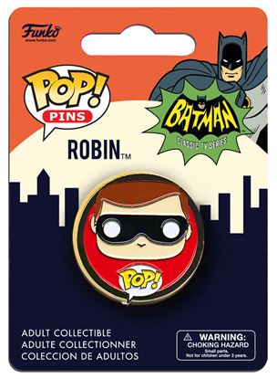 Picture of DC Universe POP! Pins Chapa 1966 Robin