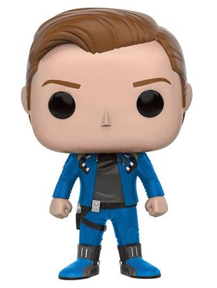 Picture of Star Trek Beyond POP! Vinyl Figura Kirk (Survival Suit) 9 cm