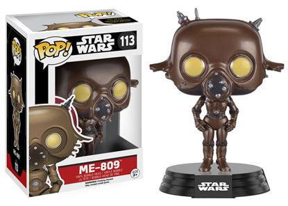 Picture of Star Wars Episode VII POP! Vinyl Cabezón ME-809 Droid 9 cm