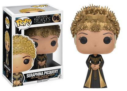 Picture of Animales fantásticos POP! Movies Vinyl Figura Seraphina Picquery 9 cm