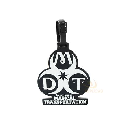 Picture of Harry Potter Etiqueta del equipaje Department Of Magical Transportation