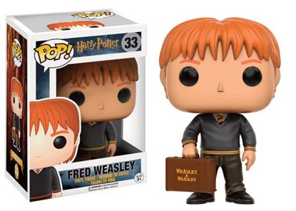 Picture of Harry Potter POP! Movies Vinyl Figura Fred Weasley 9 cm