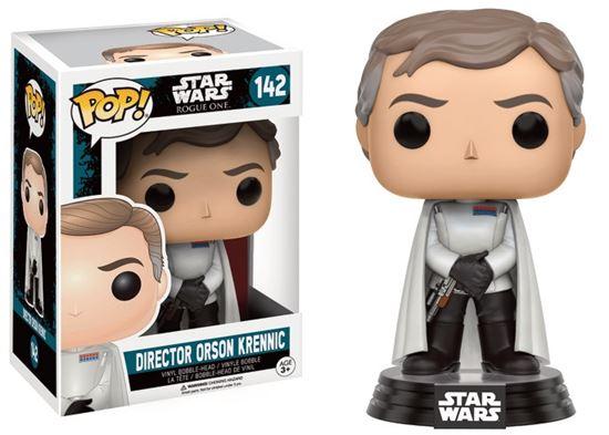 Picture of Star Wars Rogue One POP! Vinyl Cabezón Director Orson Krennic 9 cm