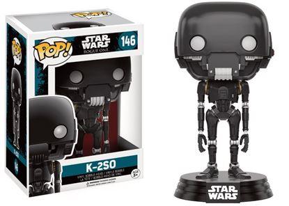 Picture of Star Wars Rogue One POP! Vinyl Cabezón K-2SO 9 cm