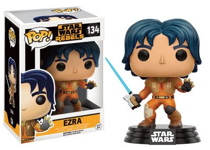 Picture of Star Wars Rebels POP! Vinyl Cabezón Ezra 9 cm