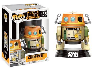 Picture of Star Wars Rebels POP! Vinyl Cabezón Chopper 7 cm