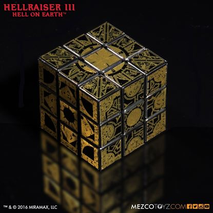 Picture of Hellraiser III Réplica Dado Lament Configuration 9 cm
