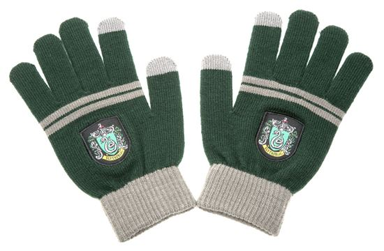 Picture of Guantes Táctiles Slytherin - Harry Potter