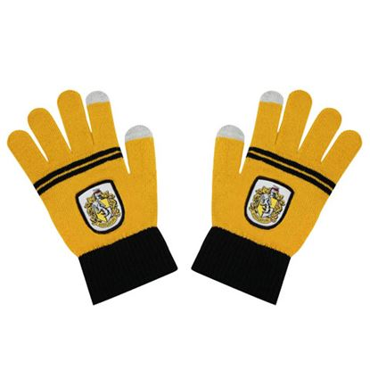 Picture of Guantes Táctiles Hufflepuff - Harry Potter