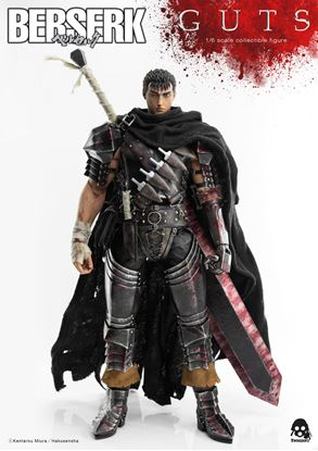 Picture of Berserk Figura 1/6 Guts 32 cm