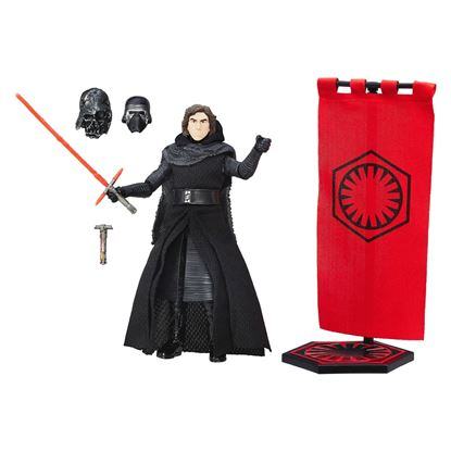 Picture of Star Wars Episode VII Black Series Figura Kylo Ren 2016 Exclusive 15 cm