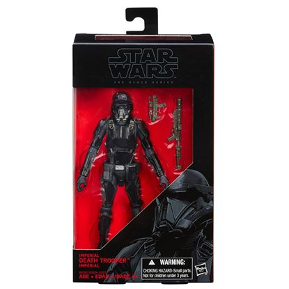 Picture of Star Wars Rogue One Black Series Figuras 15 cm Imperial Death Trooper