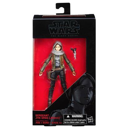 Imagen de Star Wars Rogue One Black Series Figuras 15 cm Sergeant Jyn Erso (Jedha)