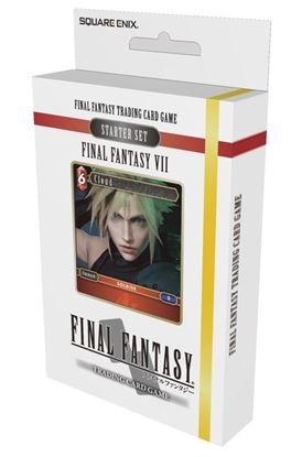 Picture of FINAL FANTASY TCG MAZOS FIRE/ICE FFVII *CASTELLANO*