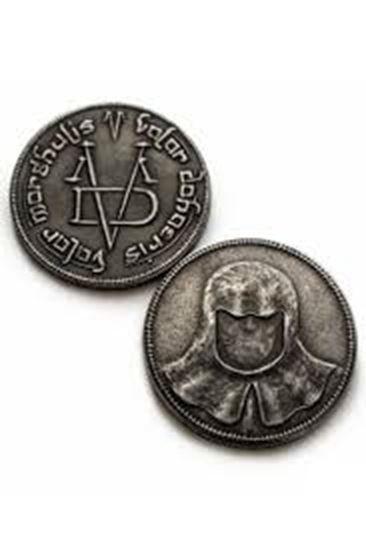 Picture of Juego de Tronos Moneda de colección Iron Coin of the Faceless Man