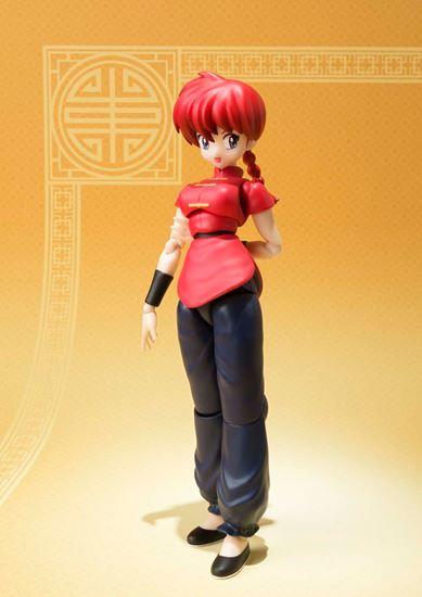 Picture of Ranma 1/2 Figura S.H. Figuarts Ranma Saotome (Girl Version) 13 cm