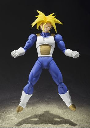 Picture of Dragonball Z Figura S.H. Figuarts Super Saiyan Trunks 14 cm