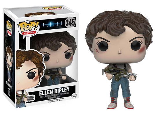 Picture of Aliens POP! Movies Vinyl Figura Ellen Ripley 9 cm