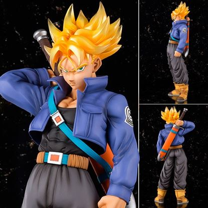 Picture of DRAGON BALL Z FIGUARTS ZERO EX - SUPER SAIYAN TRUNKS