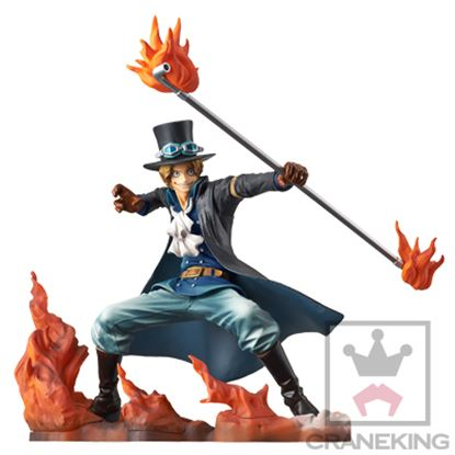 Picture of Sabo - One Piece DXF Brotherhood II