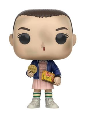 Picture of Stranger Things POP! TV Vinyl Figuren Eleven With Eggos 9CM