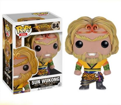 Picture of FUNKO POP Sun Wukong
