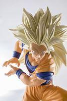 Picture of FIGURA BANPRESTO DRAGON BALL GOKU SAIYAN 3 13 CM