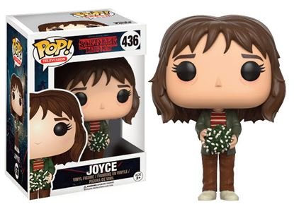 Picture of Stranger Things POP! TV Vinyl Figura Joyce 9 cm