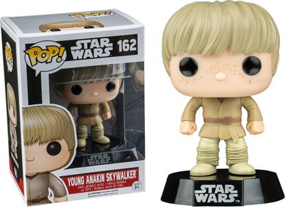 Picture of Star Wars Episode I POP! Vinyl Cabezón Young Anakin Skywalker 9 cm
