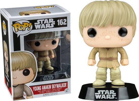 Picture of Star Wars Episode I POP! Vinyl Cabezón Young Anakin Skywalker 9 cm