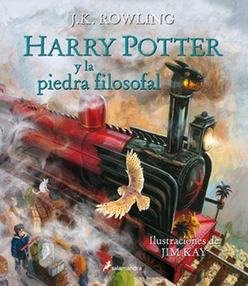 Picture of Harry Potter y la Piedra Filosofal - Ilustrado (Tapa Dura)