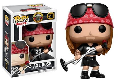 Picture of Guns N´ Roses POP! Rocks Vinyl Figura Axl Rose 9 cm