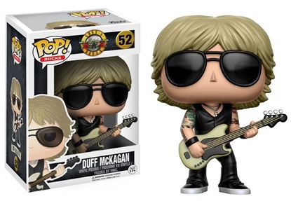 Picture of Guns N´ Roses POP! Rocks Vinyl Figura Duff McKagan 9 cm