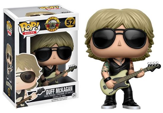 Picture of Guns N´ Roses POP! Rocks Vinyl Figura Duff McKagan 9 cm