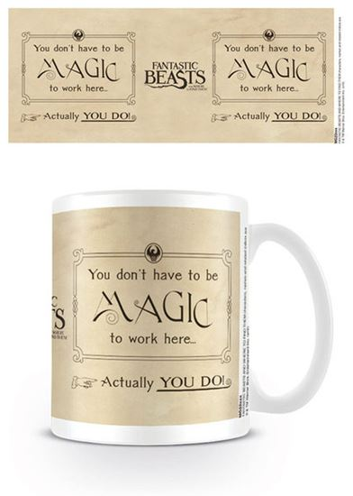 Picture of TAZA HP FANTASTIC BEASTS MAGIC