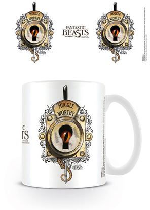 Picture of TAZA HP FANTASTIC BEASTS MAGICAL MUGGLE