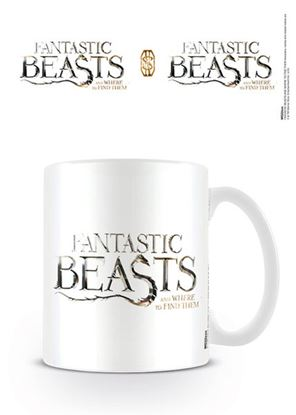 Picture of TAZA HP FANTASTIC BEASTS LOGO