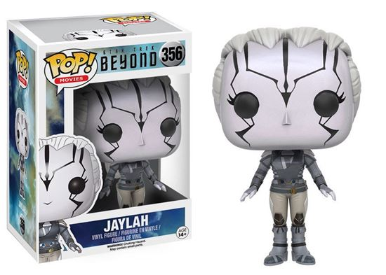Picture of Star Trek Beyond POP! Vinyl Figura Jaylah 9 cm