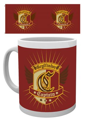 Picture of Harry Potter Taza Captain