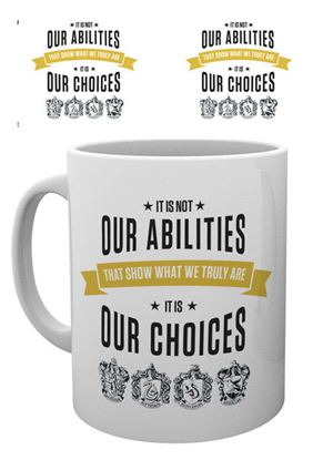 Imagen de Harry Potter Taza Abilities